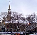 St. Mark's Church East Yard in winter.jpg