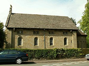 St Mary's Church, Wreay - St. Mary's Church Wreay