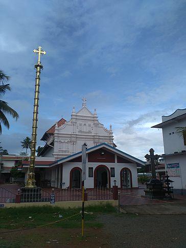 St Mary's Church, Angamaly - Wikipedia