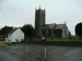 St. Mary Magdelene's church, Huntshaw - geograph.org.uk - 660001.jpg