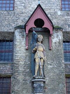 Viktor of Xanten Germanic saint