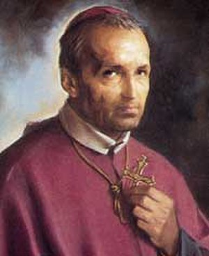 Five Holy Wounds - St Alphonsus Liguori