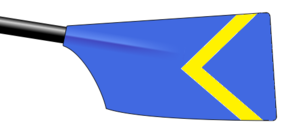 Rowing on the River Thames - Image: St Edward's School Boat Club Rowing Blade