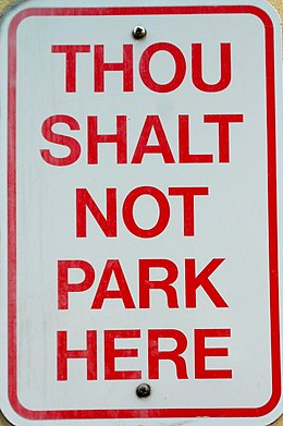 St Johns USVI No Parking.JPG