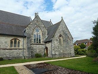Sholing - St Mark's Church