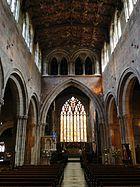 St Mary's, Shrewsbury