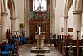 St Mary, Mendlesham - Font (geograph 2727146).jpg