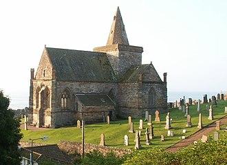 St Monans - St Monans Kirk