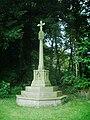 St Thomas the Apostle Catholic Church, Claughton, Grave - geograph.org.uk - 1001068.jpg