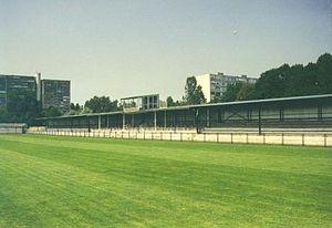 Stadion NŠC Stjepan Spajić - Image: Stad hrv drg 2
