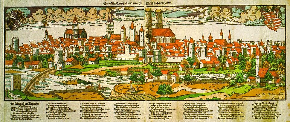 Stadtansicht 1572