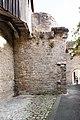 Stadtmauer westlich des Spitaltors Rothenburg ob der Tauber 20180922 001.jpg