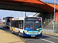Stagecoach Events (South) GX11 AKV 27742. enviro 300 Olympic games vehicle (7754112110).jpg