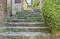 Stairs in Brousse-le-Chateau 01.jpg