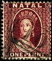 Stamp Natal 1863 1p.jpg