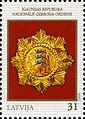 Stamps of Latvia, 2008-08.jpg