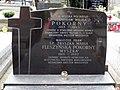 Stanisław Wilibald Pokorny - Zbyszka Maria Fleszyńska Pokorny (Myszka) - Cmentarz Wojskowy na Powązkach (139).JPG