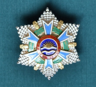 Order of the Nation (Antigua and Barbuda)