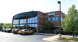 Stardock Corporation Headquarters building Plymouth Michigan.JPG