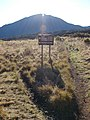Starr-061003-0817-Anthoxanthum odoratum-habitat and sign-Holua HNP-Maui (24239214734).jpg