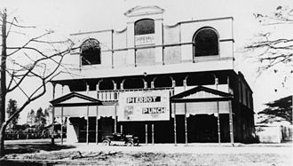 Shire of Hinchinbrook - Shire Hall building, Ingham, ca. 1922