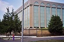 Museum Of Arts Of Uzbekistan Wikipedia