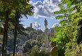 Statua Giuseppe Mazzini vista da Villetta Di Negro.tif