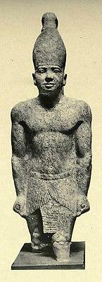Statue of Teti Quibell Saqqara 1.jpg