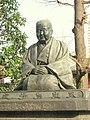 Statue of Uryu Iwako, Sensoji Temple grounds, Asakusa, Tokyo.jpg