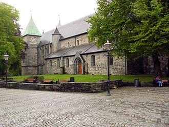 Stavanger Cathedral - Image: Stavanger Dom 03