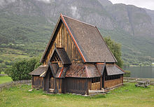 Stave church of Øye.jpg