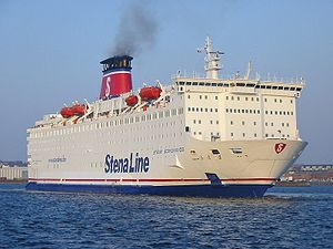 Stena Scandinavica in Kiel Harbor.jpg