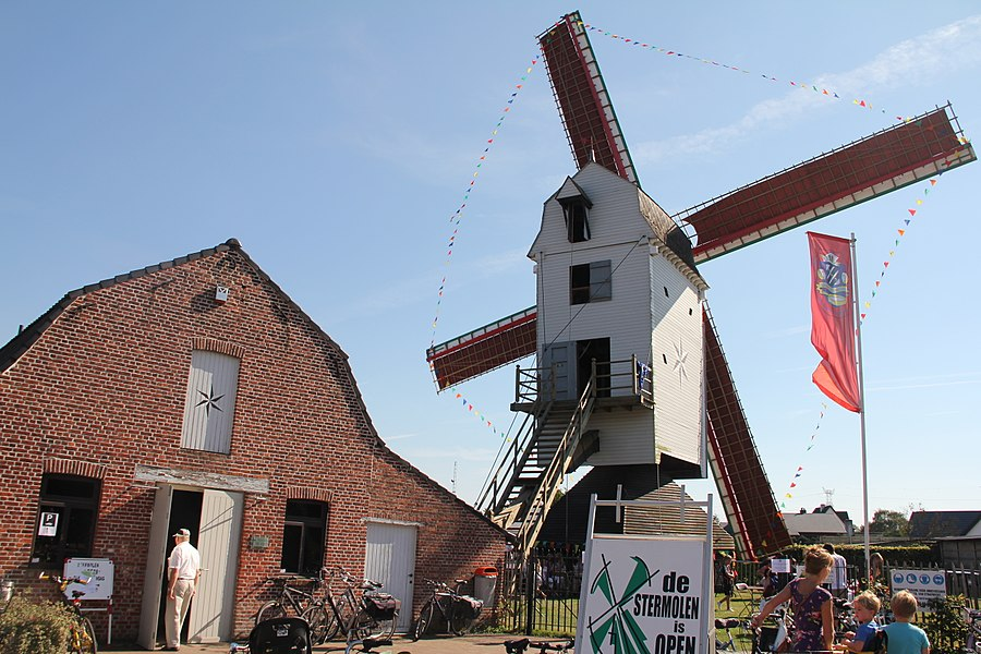 This is a photo of onroerend erfgoed number 80520