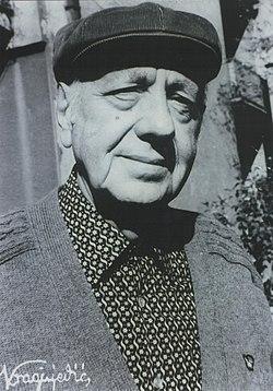 Stevan Kragujevic, Vasko Popa, 1990.JPG
