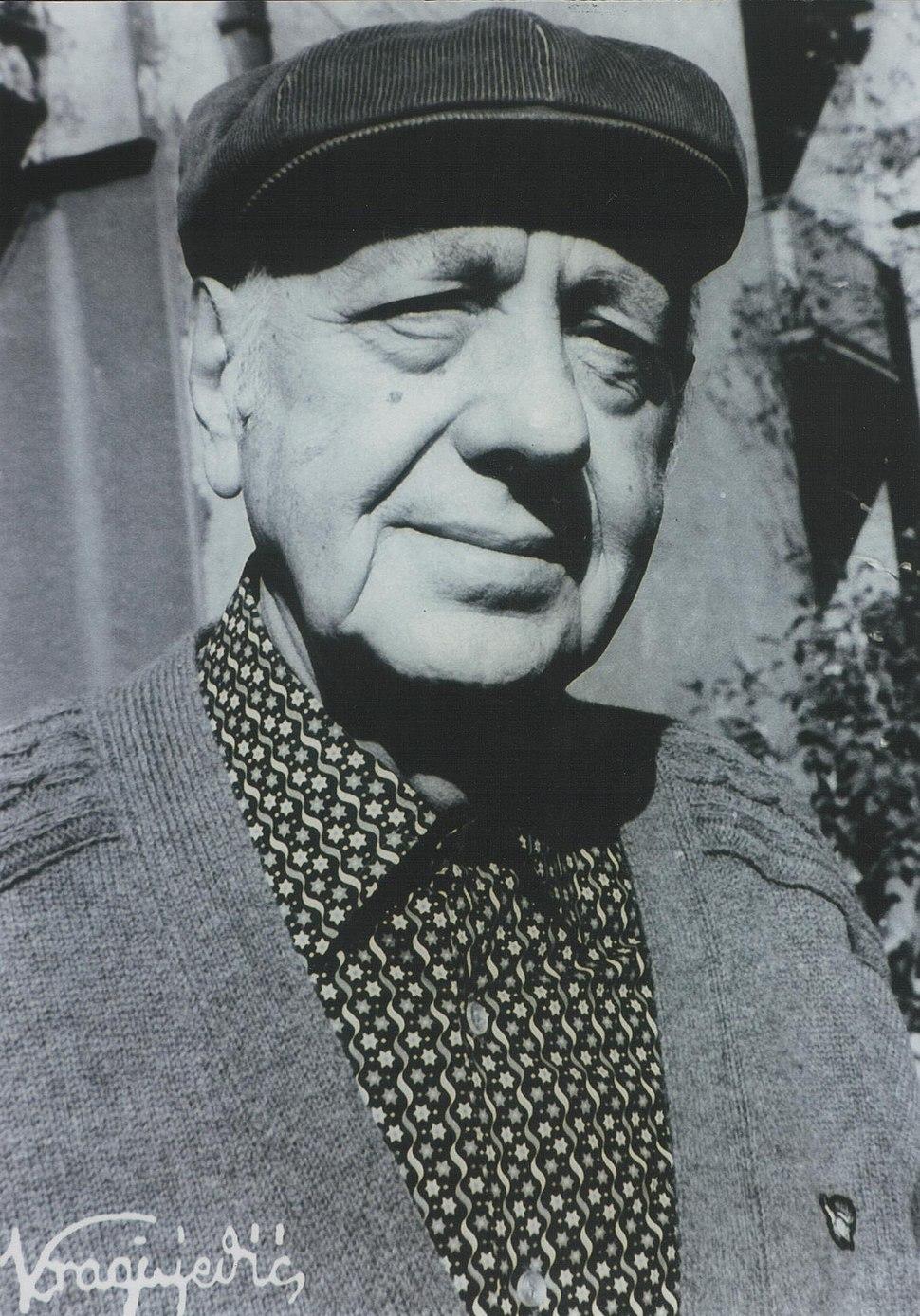 Stevan Kragujevic, Vasko Popa, 1990