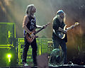 Steve Morse and Uli Jon Roth at Wacken Open Air 2013 03.jpg