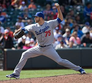 Paco Rodriguez - Rodriguez with the Los Angeles Dodgers