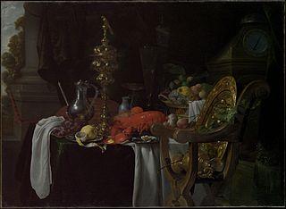 Still Life: A Banqueting Scene
