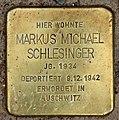 Stolperstein Bartningallee 3 (Hansa) Markus Michael Schlesinger.jpg