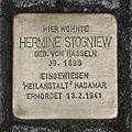 Stolperstein Neuhofstraße 25 Hermine Stogniew.jpg