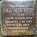 Stolperstein Rika Neheimer Lennestadt-Elspe.jpg
