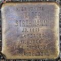 Stolperstein Walter Strohmann Grüntaler Straße 30 0064.JPG