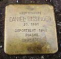 Stolperstein für Daniel Bissinger in Neu-Ulm.JPG