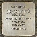 Stolperstein für Giancarlo Foa (Padua).jpg