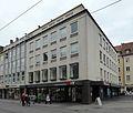 Stolpersteine Würzburg, Wohnhaus Domstraße 26.jpg