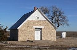 Stone Church (Hitchcock County, Nebraska) from SW 2.JPG