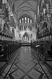 St. Patrick's Cathedral (interior)