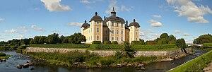 Strömsholm Palace - Panorama Strömsholm Palace