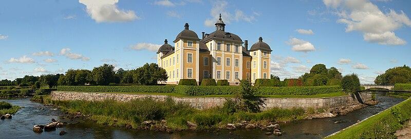 Strömsholms slot i september 2010.