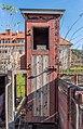 Straßburg Poeckstein-Zwischenwaessern Gurktalbahn Waggon Bremserhaus 28102016 5189.jpg
